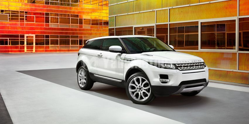Land Rover Range Rover Evoque 2012, United Arab Emirates