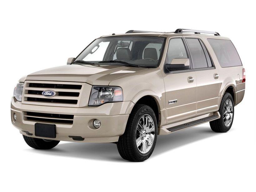 Ford Expedition EL 2015, Qatar
