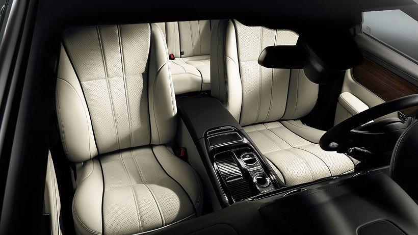 Jaguar XJ 2015, Saudi Arabia