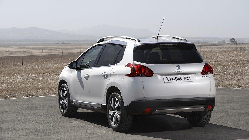 Peugeot 2008 2015, Kuwait