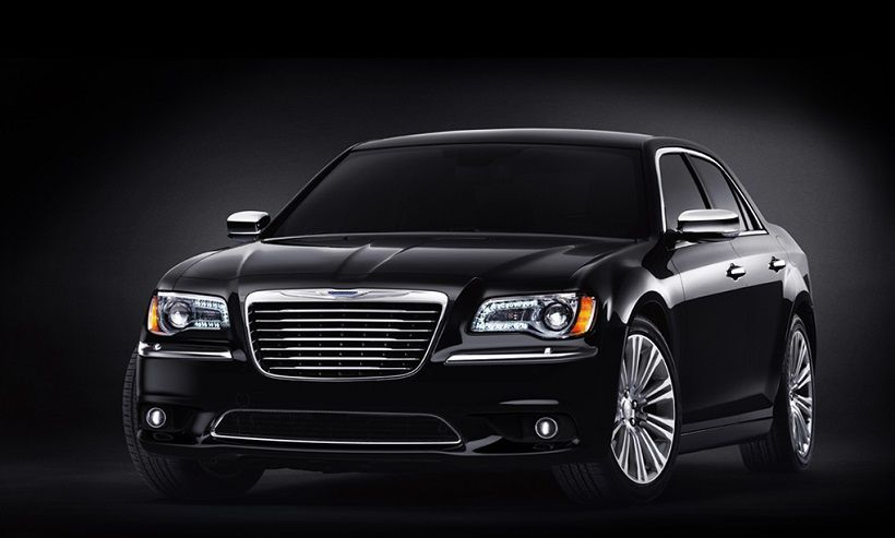 Chrysler 300C 2015, Kuwait