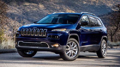 Jeep cherokee longitude price