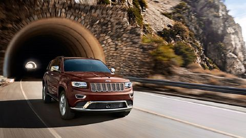 Jeep Grand Cherokee 2015, Kuwait