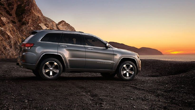 Jeep Grand Cherokee 2015, Saudi Arabia