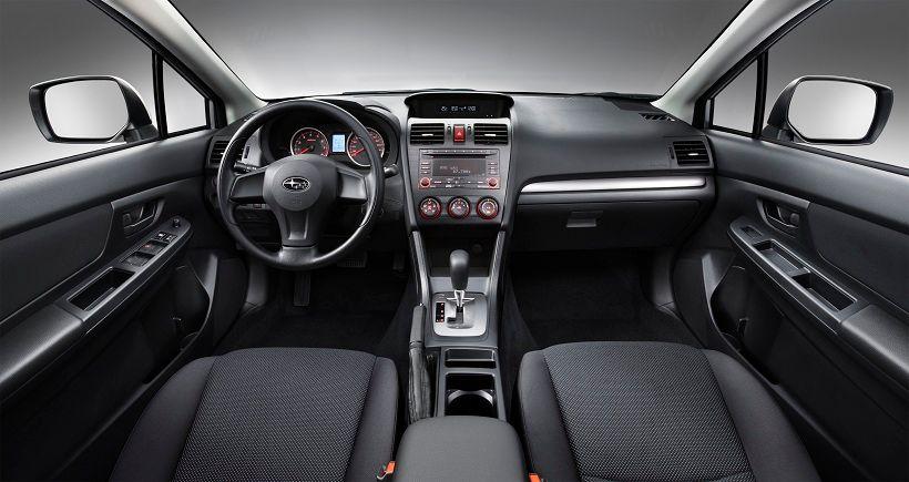 Subaru Impreza 2015, United Arab Emirates