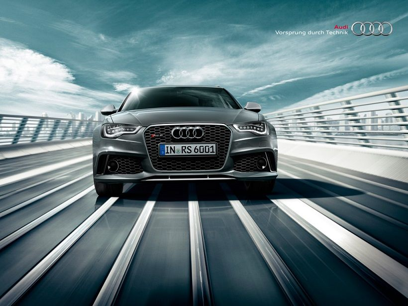 Audi RS6 Avant 2015, United Arab Emirates