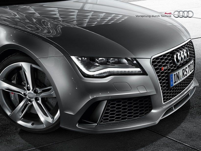 Audi RS7 2015, Oman