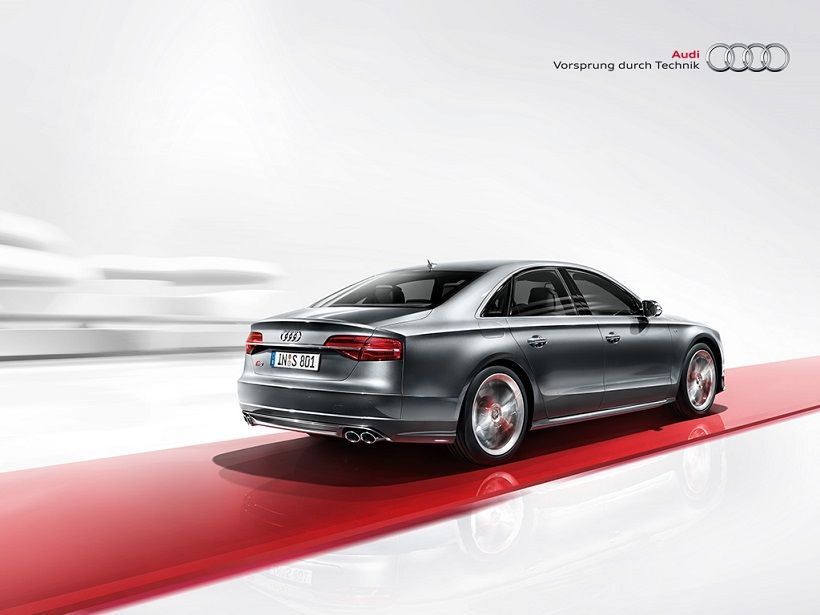 Audi S8 2015, United Arab Emirates