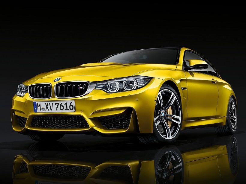 BMW M4 Coupe 2015, Saudi Arabia