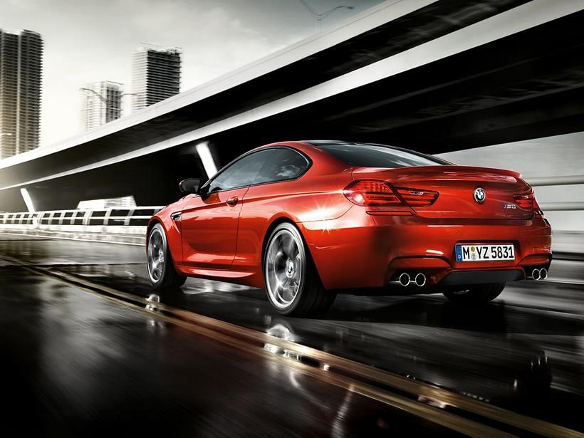 BMW M6 Coupe 2015, Saudi Arabia