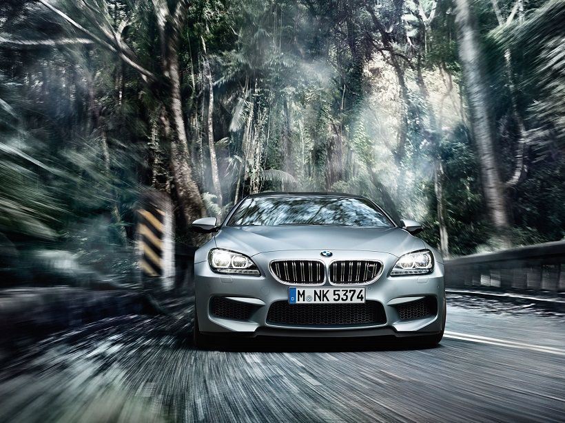 BMW M6 Gran Coupe 2015, Oman