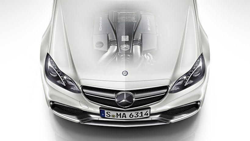 Mercedes-Benz E 63 AMG 2015, Kuwait