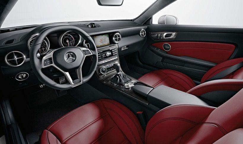 Mercedes-Benz SLK 55 AMG 2015, Oman