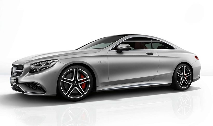 Mercedes-Benz S 63 AMG Coupe 2015, Kuwait