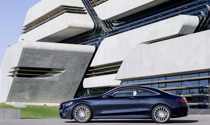 Mercedes-Benz S 65 AMG Coupe 2015, Bahrain