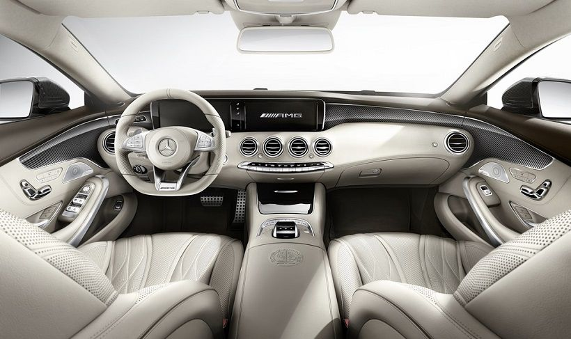 Mercedes-Benz S 65 AMG Coupe 2015, Oman