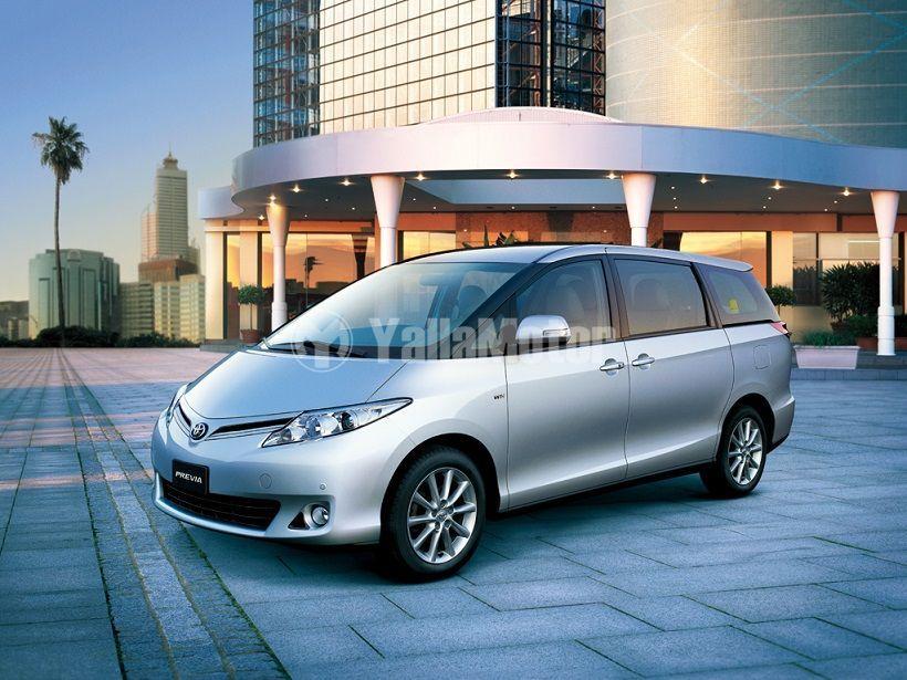 Toyota Previa 2015, Qatar