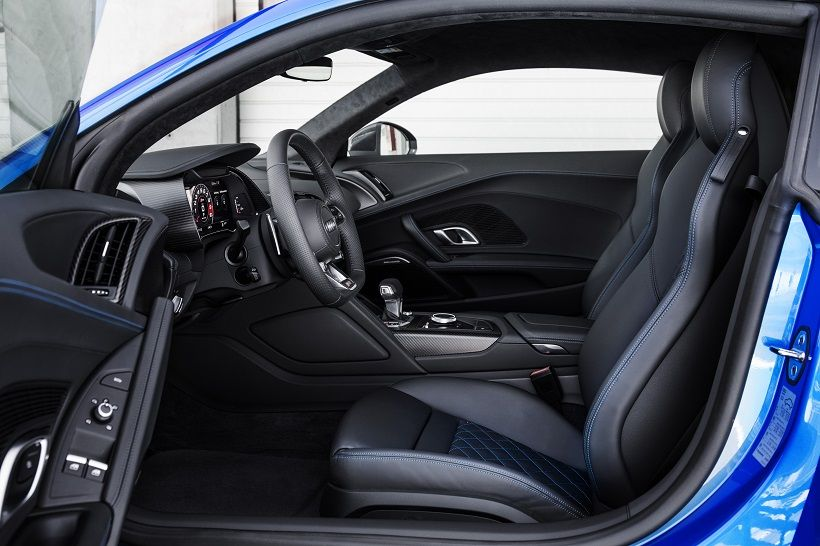 Audi R8 Coupe 2016, Kuwait
