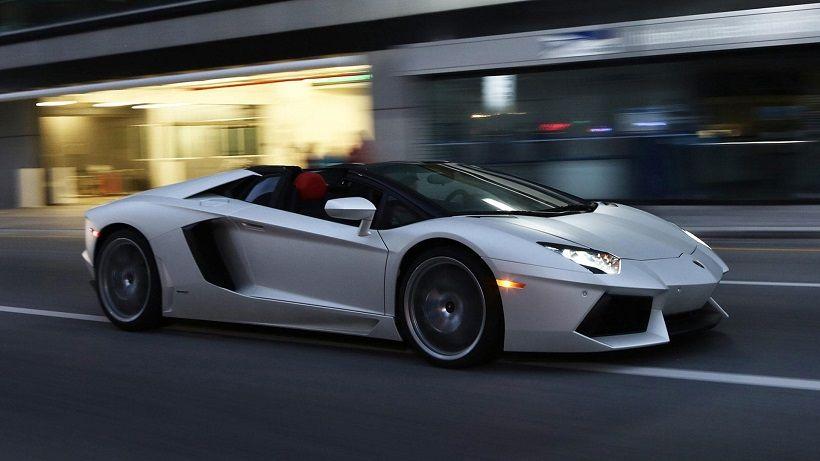 Lamborghini Aventador 2015, Saudi Arabia