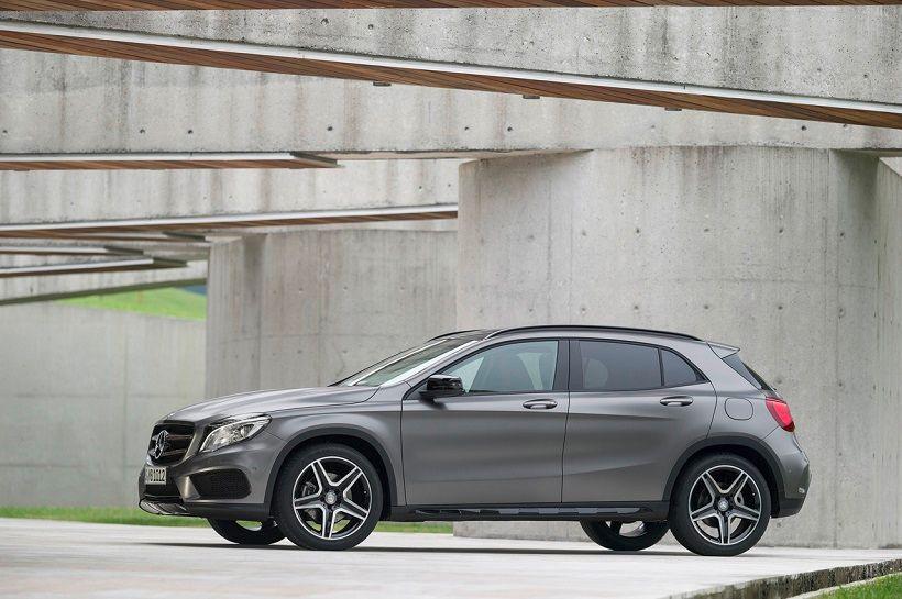 Mercedes-Benz GLA 2015, Bahrain