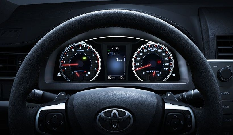 Toyota Camry 2016, Qatar