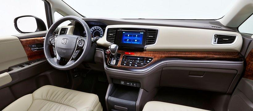 Honda Odyssey J 2016, Saudi Arabia