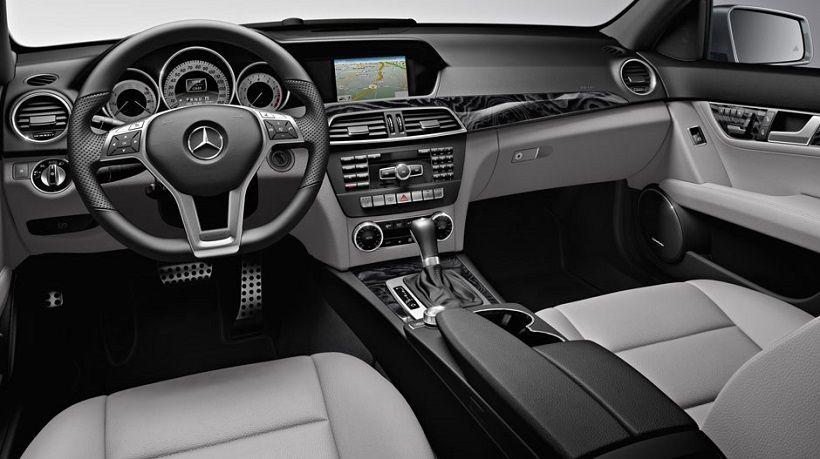 Mercedes-Benz C-Class 2012, Bahrain