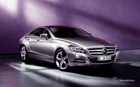 Mercedes-Benz CLS-Class 2012, Oman