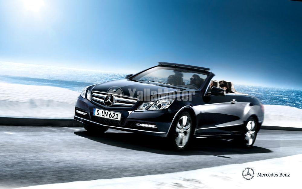 Mercedes-Benz E-Class 2012, Oman