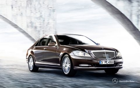 Mercedes-Benz S-Class 2012, United Arab Emirates