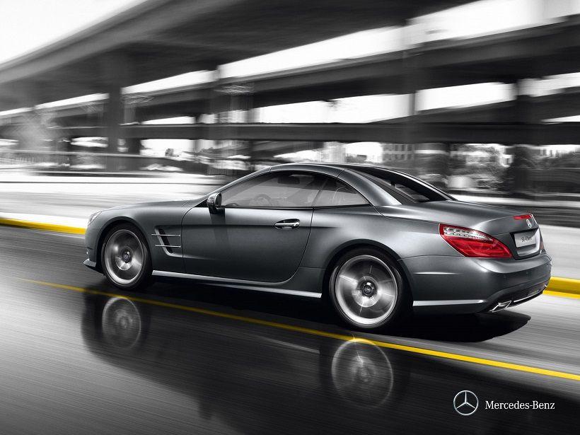 Mercedes-Benz SL-Class 2012, Oman