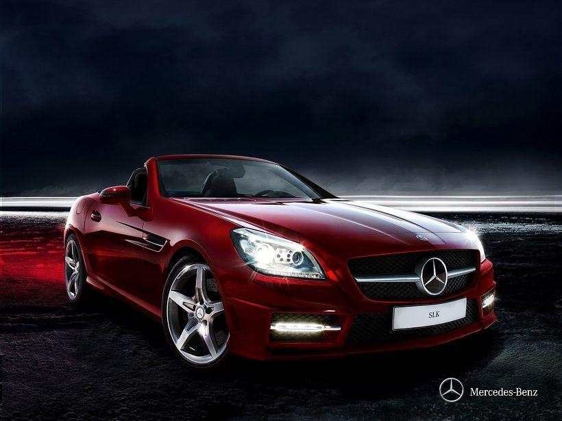 Mercedes-Benz SLK-Class 2012, Kuwait