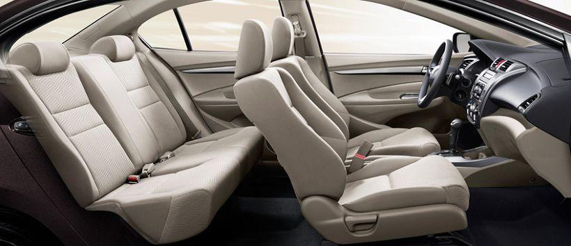 Honda City 2012, Saudi Arabia