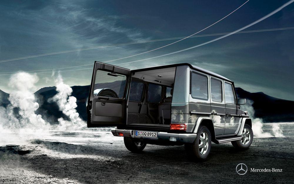Mercedes-Benz G-Class 2012, Kuwait
