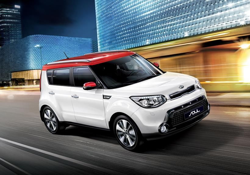 Kia Soul 2016, United Arab Emirates