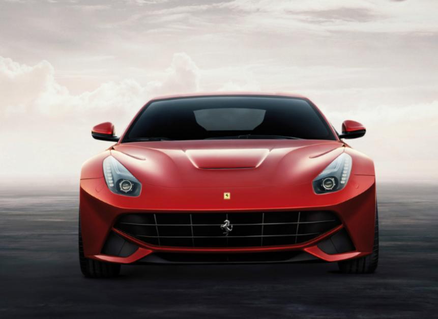 Ferrari F12 berlinetta 2016, Kuwait