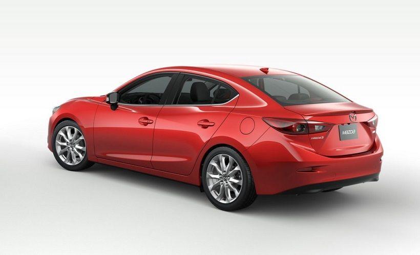 Mazda 3 Sedan 2016, Kuwait