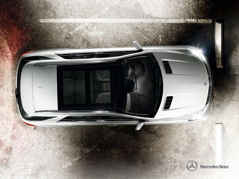 Mercedes-Benz M-Class 2012, Kuwait