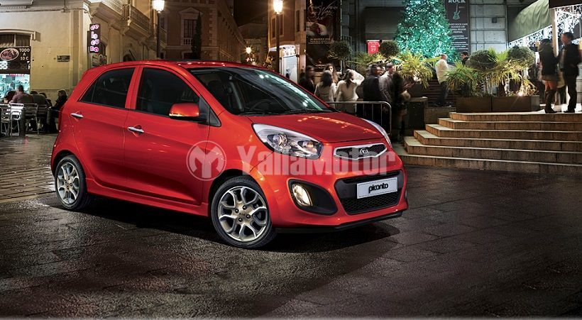 Kia Picanto 2016, United Arab Emirates