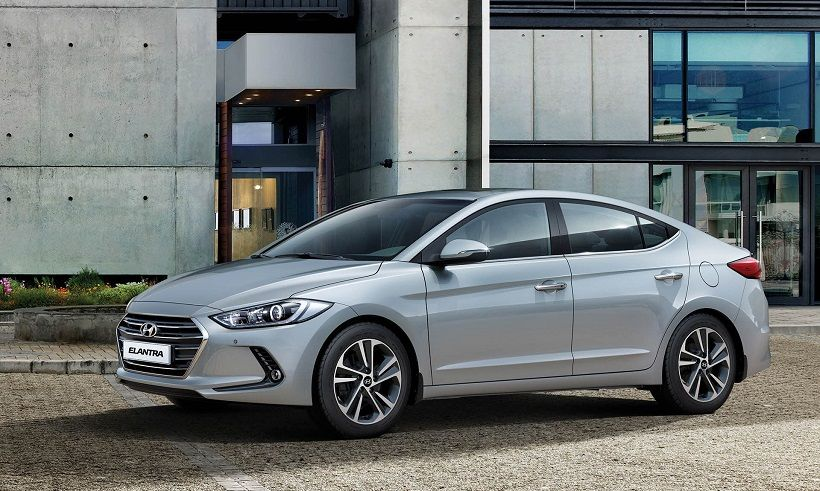 Hyundai Elantra 2016, United Arab Emirates