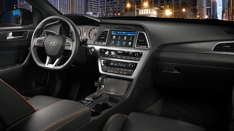 Hyundai Sonata 2016, Kuwait