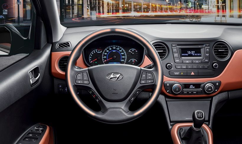 Hyundai i10 2016, Egypt