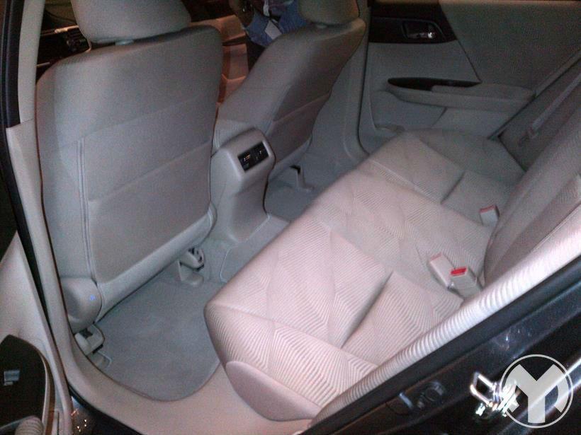 Honda Accord 2016, Saudi Arabia