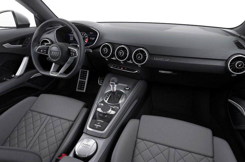 Audi TT 2016, Kuwait