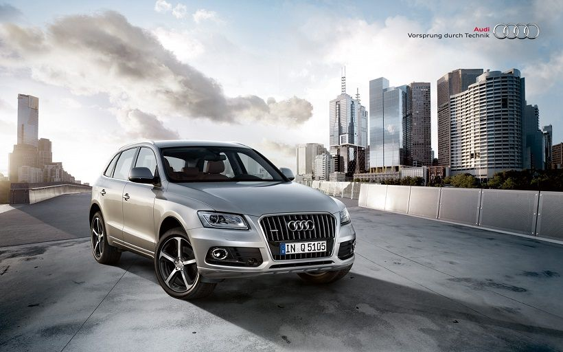Audi Q5 2016, Saudi Arabia