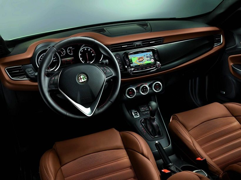 Alfa Romeo Giulietta 2016, Saudi Arabia