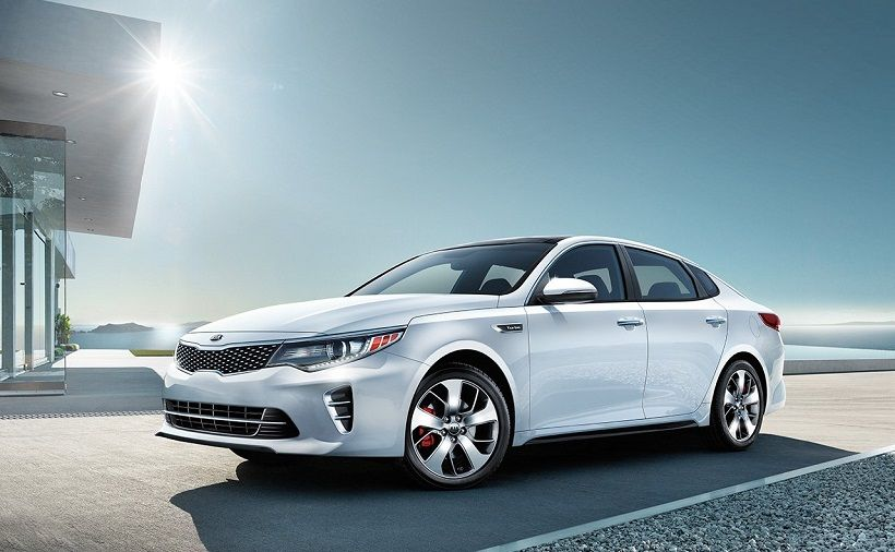 Kia Optima 2016, Oman