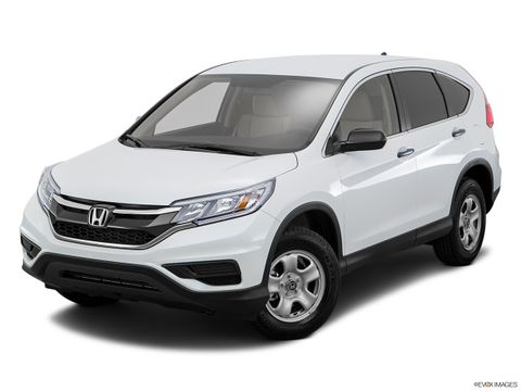 Honda CRV 2016, Saudi Arabia