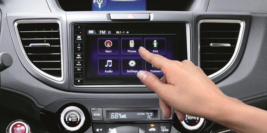 Honda CRV 2016, Kuwait