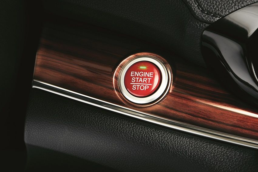 Honda CRV 2016, Oman